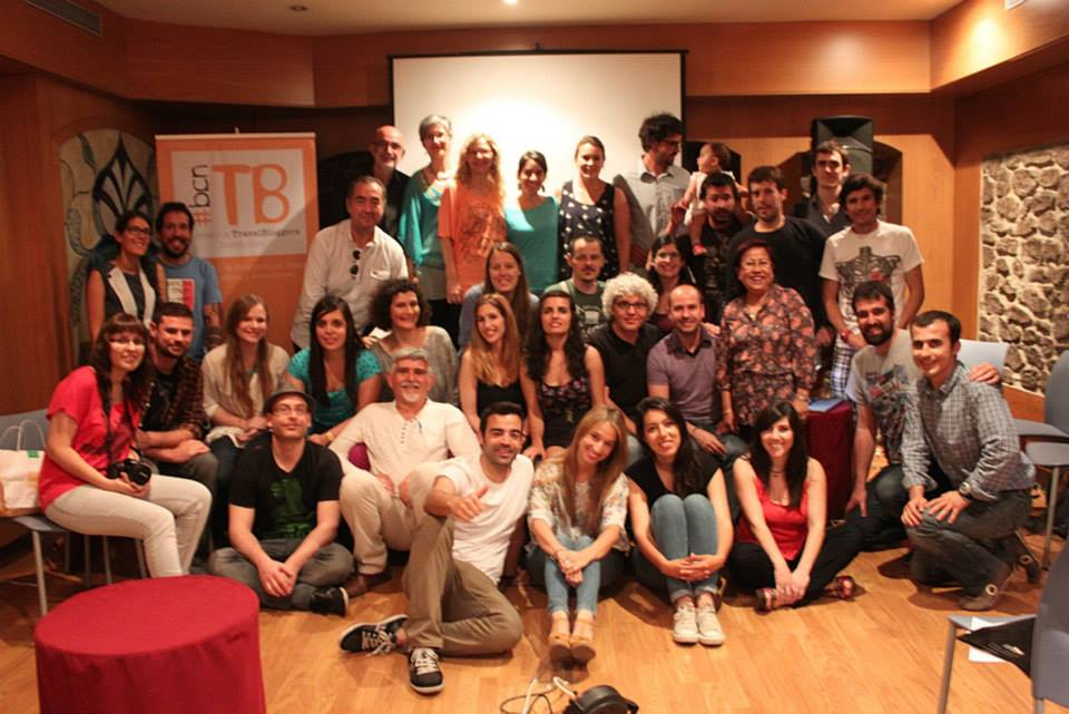 Evento aniversario de BCN Travel Bloggers #BcnTb1any: intercambio de sonrisas y conocimientos