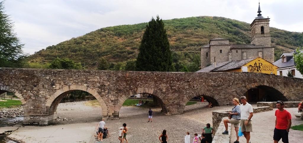Puente Romano - Molinaseca (El Bierzo)
